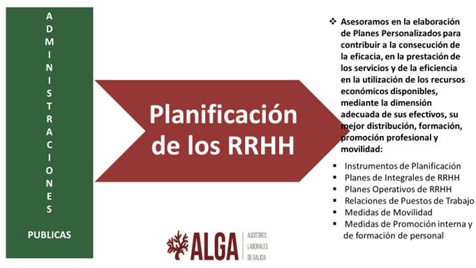 Administraciones Públicas RRHH
